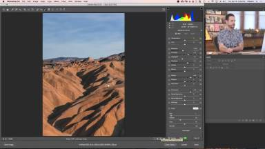 Make Your Landscapes POP: Adobe Camera RAW (PRO Excerpt)